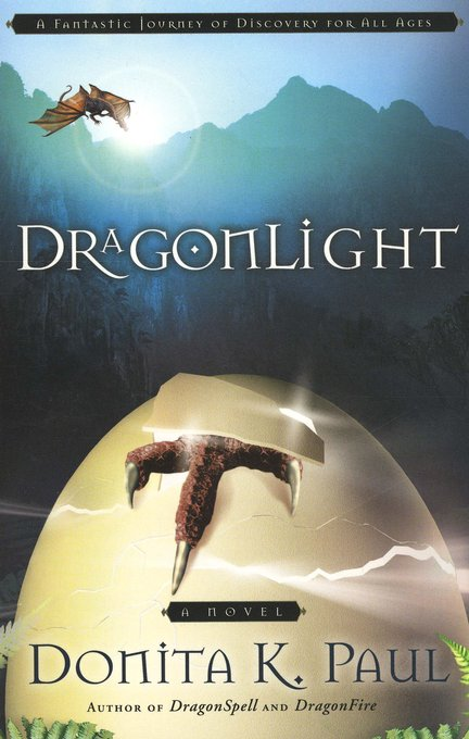 DragonLight, Dragonkeeper Chronicles Series #5