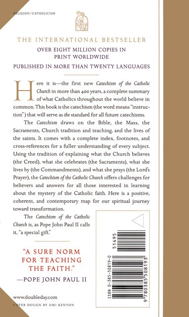 Catechism of the Catholic Church, Second Edition/Gift Edition