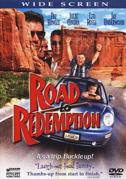 Road To Redemption, DVD