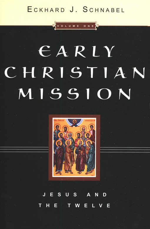 Early Christian Mission, 2 volumes