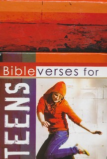 101 Favorite Bible Verses for Teens, Box of Blessings