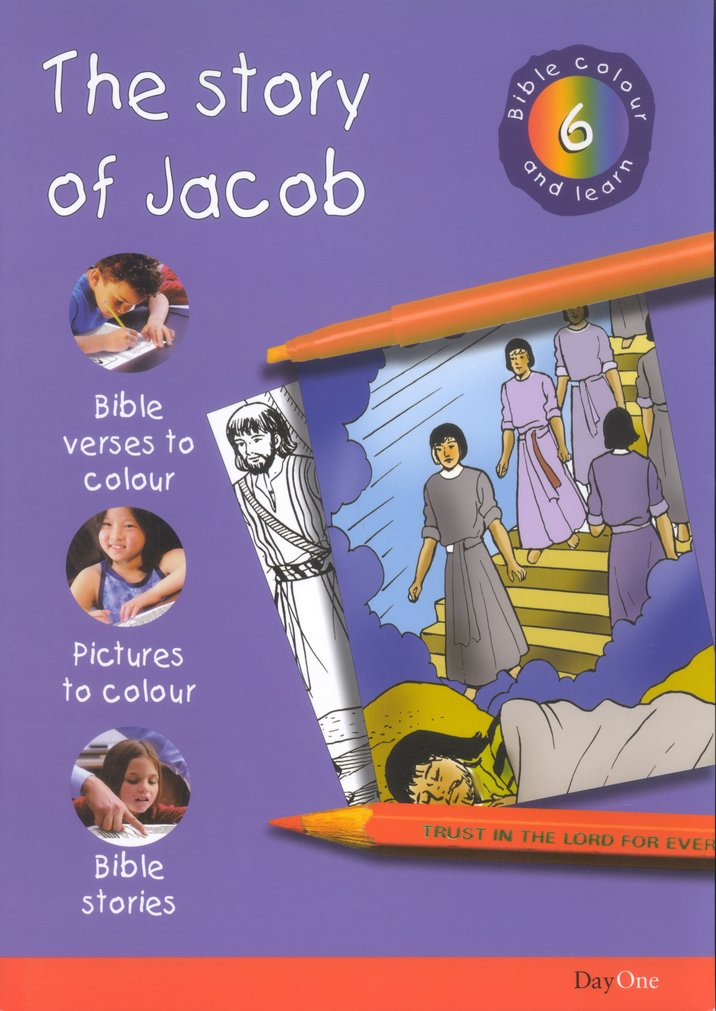 Bible Colour and Learn: 06 The Story of Jacob