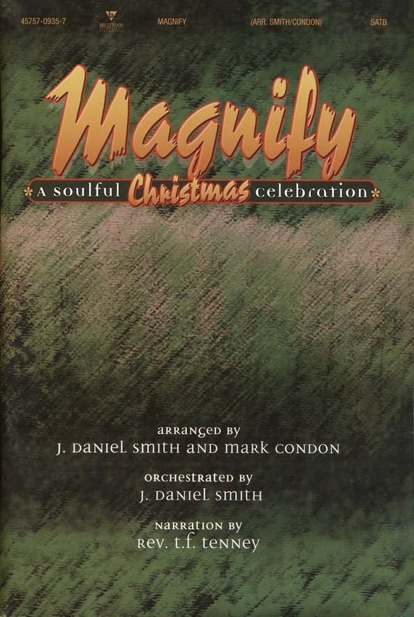 Magnify, A Soulful Christmas Celebration Choral Book