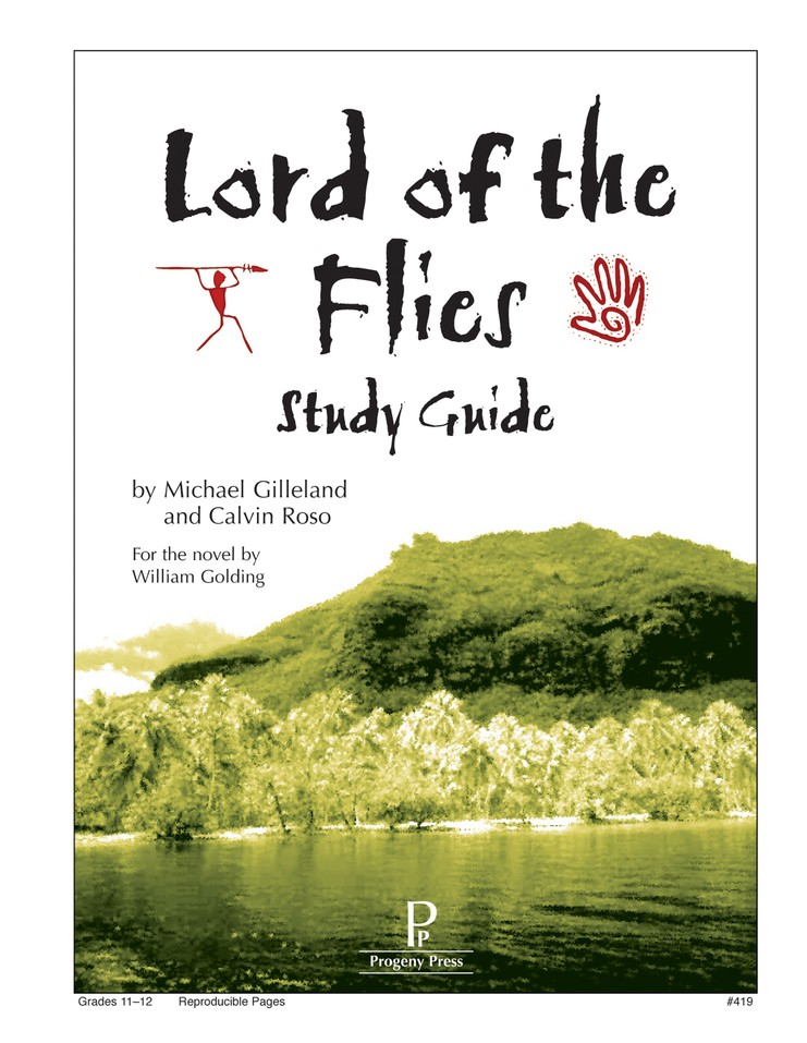 Lord of the Flies Progeny Press Study Guide