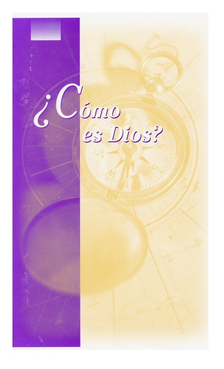 ¿Cómo es Dios? What Is God Like? Study Book