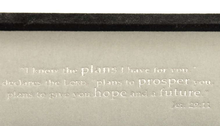 Jeremiah 29:11 Pen and Pencil Set