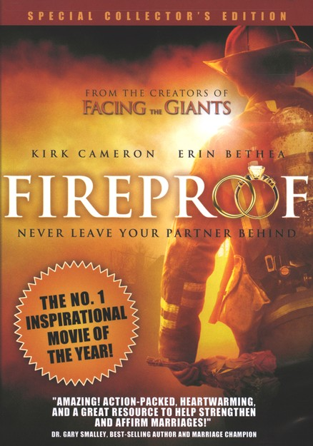 Fireproof, Special Collector's Edition DVD