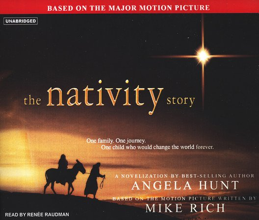 The Nativity Story -audiobook on CD