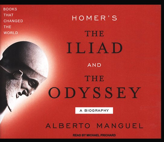 Homer's The Iliad and the Odyssey -audiobook on CD