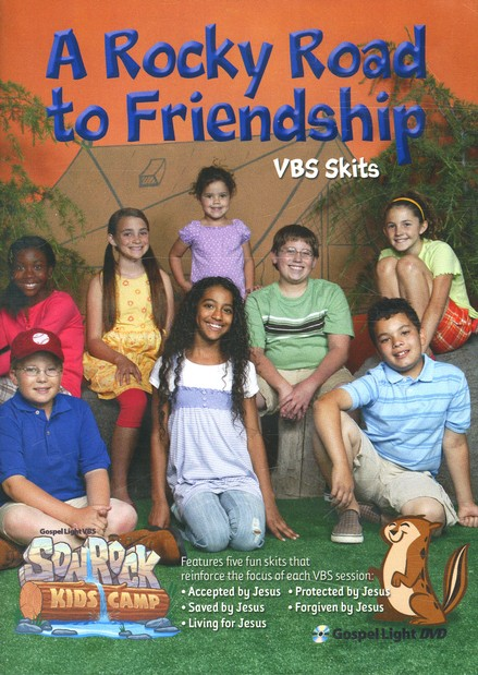 A Rocky Road to Friendship Skit DVD