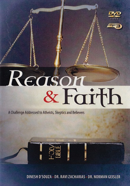Reason & Faith, DVD with MP3