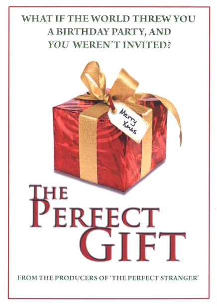 The Perfect Gift, DVD