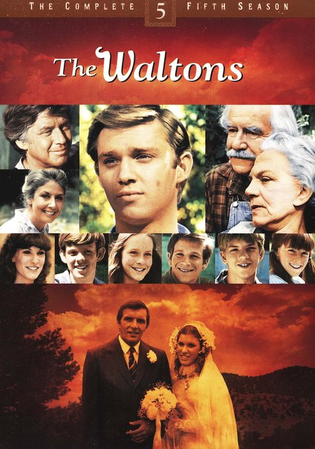 The Waltons, Season 5, DVD