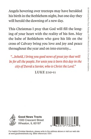 Christmas Is a Promise: Pack of 25 Tracts