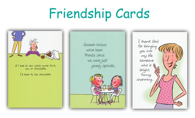 Assorted Humor Cards, Set of 20