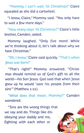 How Many Days 'Til Christmas (ESV), Pack of 25 Tracts