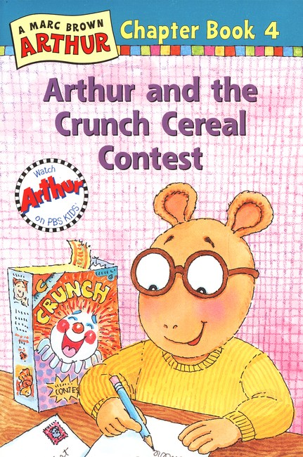 Arthur and the Crunch Cereal Contest #4 Contest