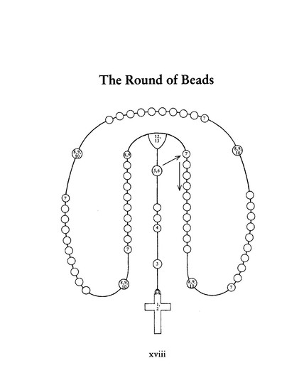 The Jesus Prayer Rosary: Bible Meditations For Praying With Beads
