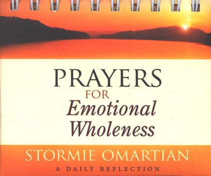 Prayer for Emotional Wholeness Daybrightener