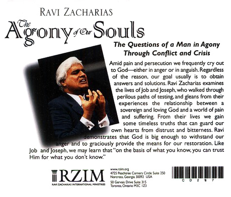 The Agony of our Souls - CD