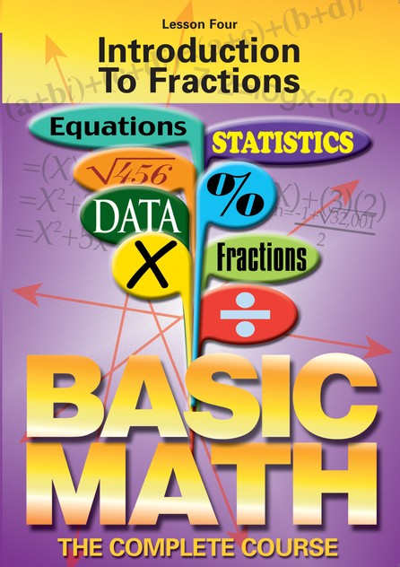 Basic Math Series: Introduction To Fractions DVD