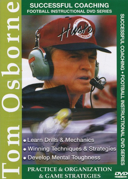Tom Osborne: Practice, Organization & Game Strategies DVD