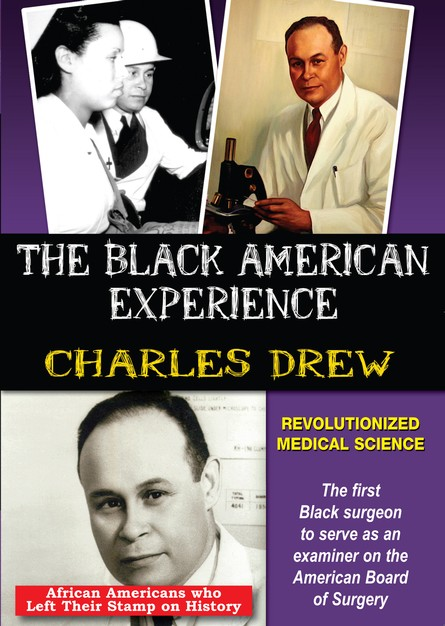 Charles Drew: Revolutionized Medical Science DVD