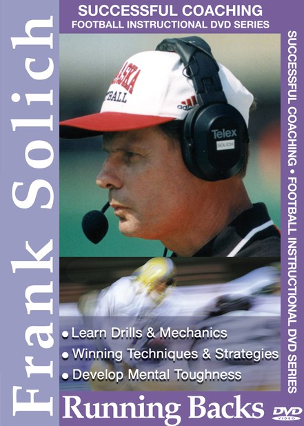 Frank Solich: Running Backs DVD