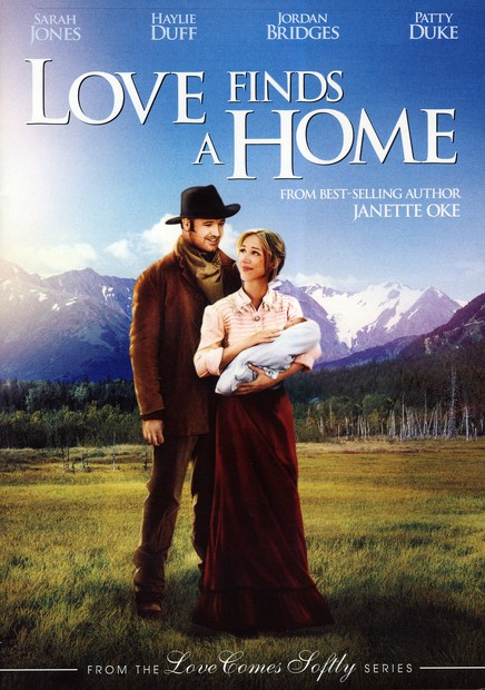 Love Finds a Home, DVD