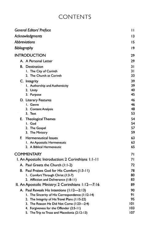 NBBC, 2nd Corinthians: A Commentary in the Wesleyan Tradition
