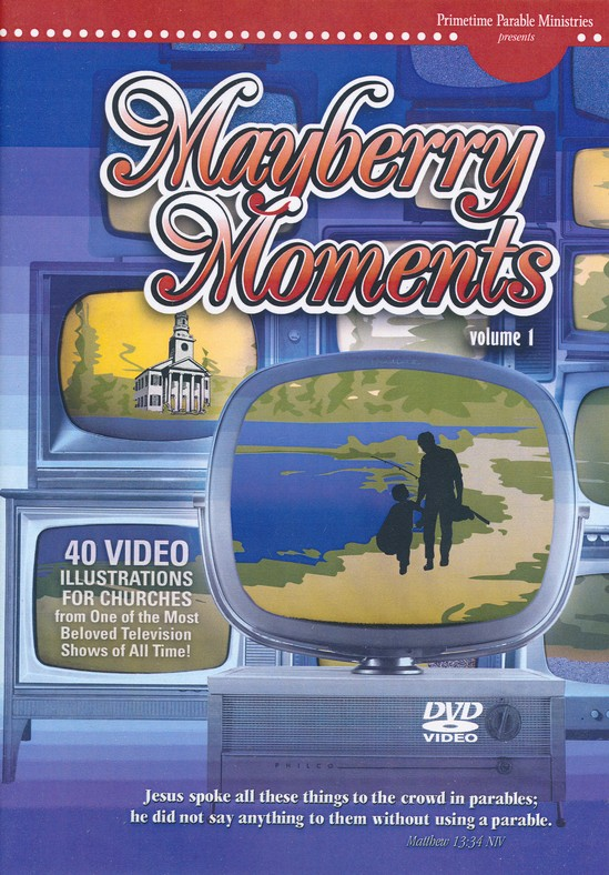 Mayberry Moments Volume1 Leader Pack DVD