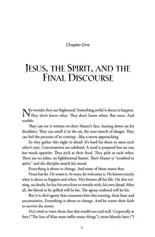 What Jesus Said About The Holy Spirit and How It Applies To Your Life