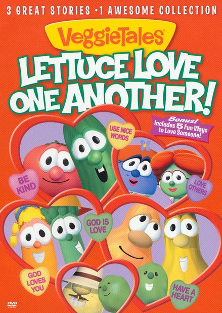 Lettuce Love One Another! DVD