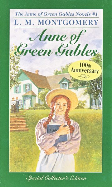 Anne of Green Gables, Mass Paperback
