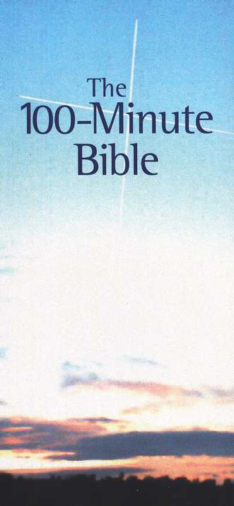The 100-Minute Bible