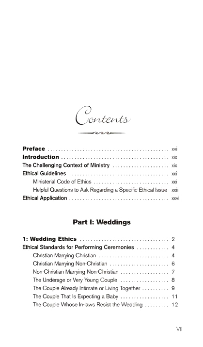 The Pastor's Guide to Weddings and Funerals