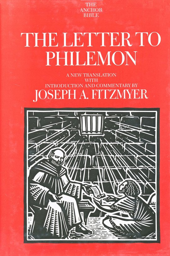 Philemon: Anchor Yale Bible Commentary [AYBC]