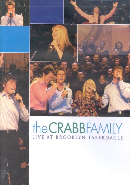 The Crabb Family Live at Brooklyn Tabernacle, DVD