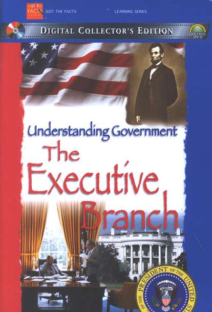 Just The Facts Learning Series: The Executive Branch, DVD