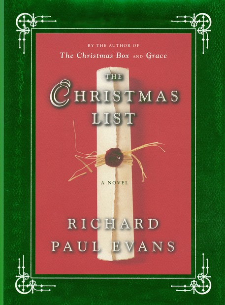 The Christmas List, A Novel, HC