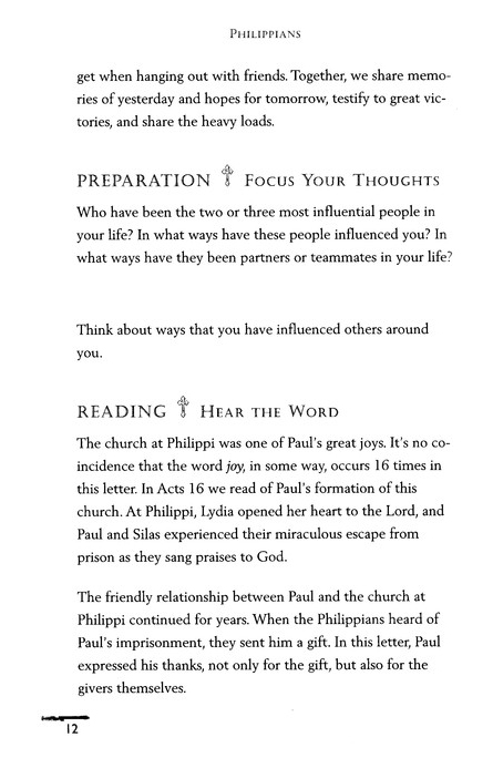 Phillipians: Lectio Divina for Youth