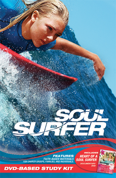 Soul Surfer: Catch God's Wave For Your Life DVD-Based Study