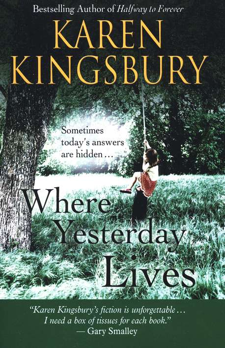 Where Yesterday Lives, Large Print