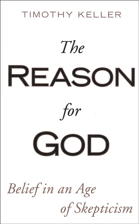 Reason for God, Large Print