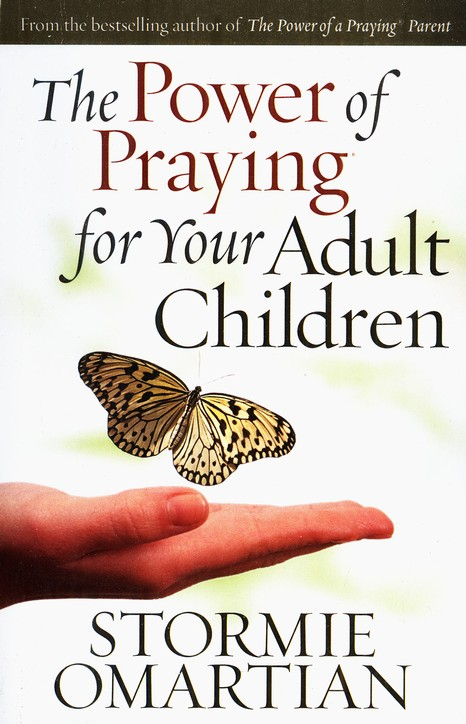 The Power of Praying for Your Adult Children, Large Print