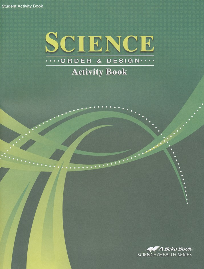 Science: Order & Design Activity Book
