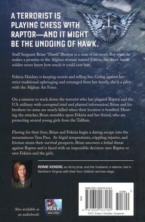 Hawk, Quiet Professionals Series #2