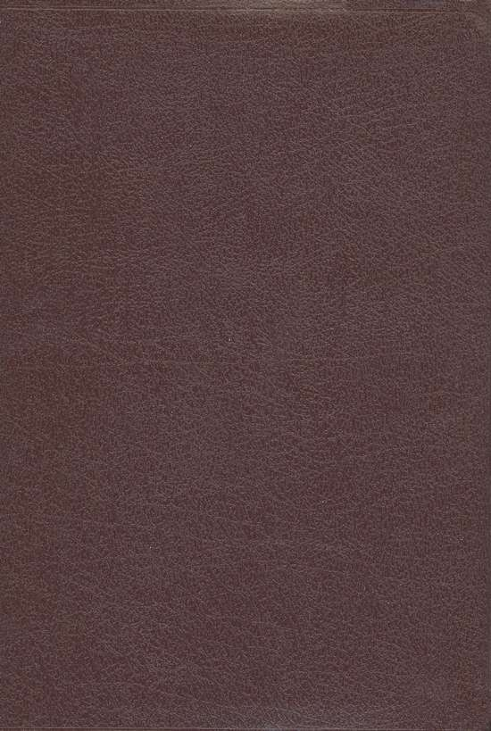 NAS Life Application Study Bible, Bonded leather Burgundy, Thumb-Indexed