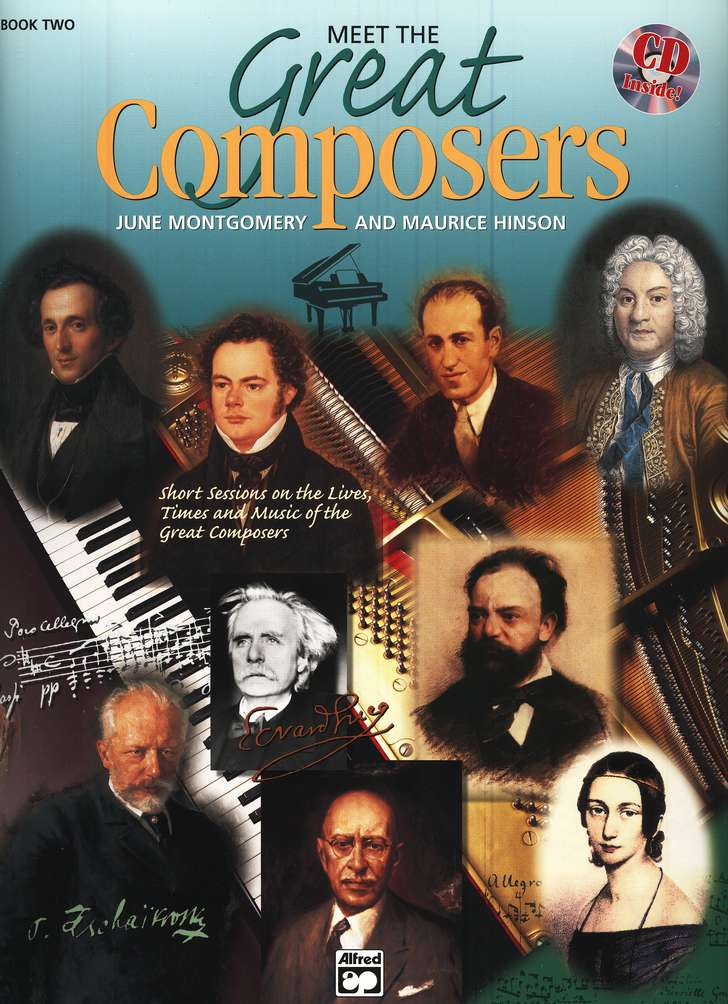 Meet the Great Composers Kit #2