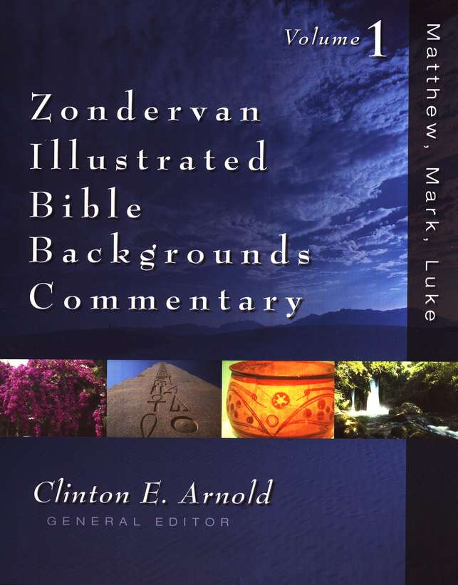Zondervan Illustrated Bible Backgrounds NT Commentary,  4 Volumes